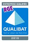 logo Qualibat RGE 2016